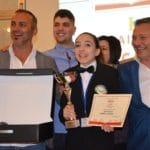 Claudia Cubeddu (Ceccano), vincitrice della sezione Espresso