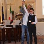 Miriam Di Benedetto (Vinchiaturo), vincitrice della sezione Latte Art